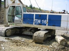 CMV TH 16 drilling, harvesting, trenching equipment