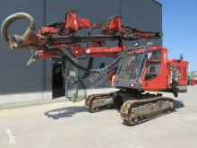 Sandvik drilling vehicle drilling, harvesting, trenching equipment