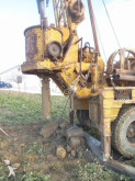 Trivelsonda R3P drilling, harvesting, trenching equipment