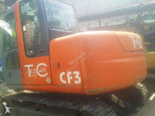 Tescar drilling vehicle drilling, harvesting, trenching equipment