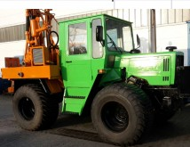 Prakla G 125 drilling, harvesting, trenching equipment