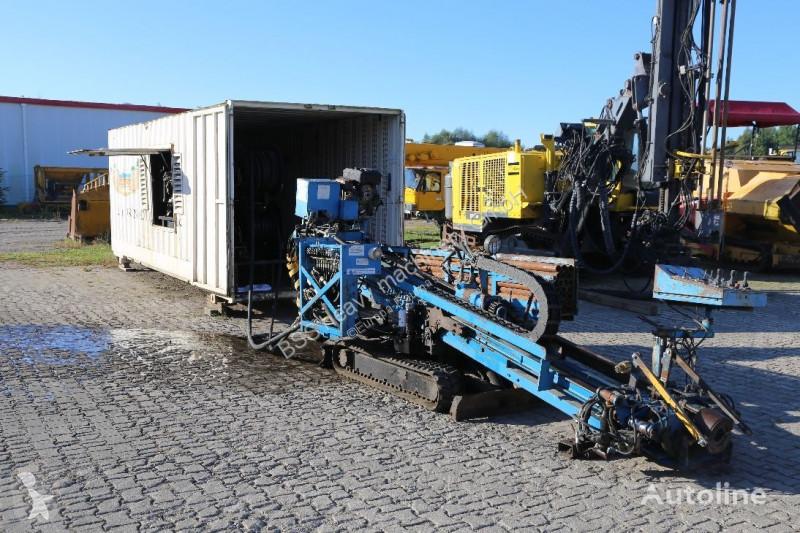 Forage, battage, tranchage Tractotechnik Grundodrill 10 S