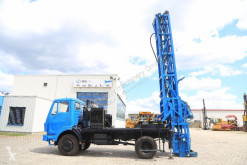 new drilling vehicle drilling, harvesting, trenching equipment