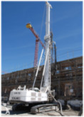 Soilmec CM70 drilling, harvesting, trenching equipment