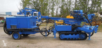 Nenzi drilling, harvesting, trenching equipment