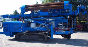 Casagrande C 8 drilling, harvesting, trenching equipment