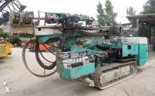 forage, battage, tranchage Casagrande C6 jet grouting
