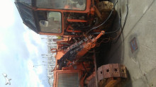 Tamrock pile-driving machines drilling, harvesting, trenching equipment