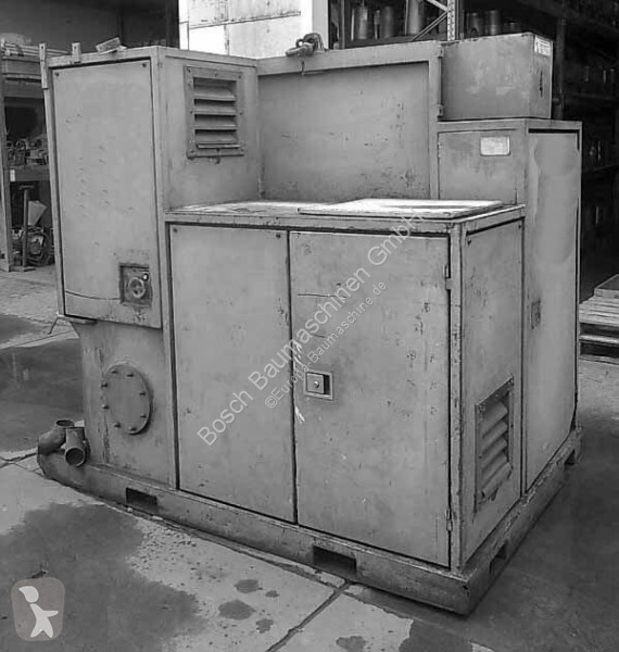 Forage, battage, tranchage nc STS MPS100 EB