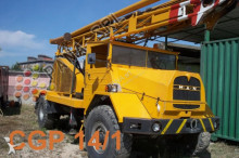 MAN pile-driving machines drilling, harvesting, trenching equipment