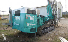 Casagrande M9 drilling, harvesting, trenching equipment