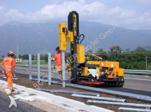 new pile-driving machines drilling, harvesting, trenching equipment
