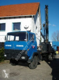 Deutz WUERTH B1 auf Magirus LKW drilling, harvesting, trenching equipment