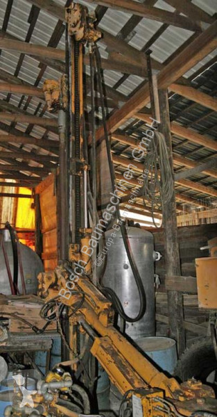 Voir les photos Forage, battage, tranchage Ingersoll rand INGERSOLL-RAND D90M LM100 Pneumatic drill / Pneumatisches Bohrge