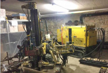 Comacchio MC235 drilling, harvesting, trenching equipment