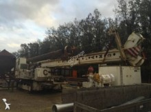 CMV TRI 107/6 drilling, harvesting, trenching equipment