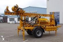 Prakla drilling vehicle drilling, harvesting, trenching equipment