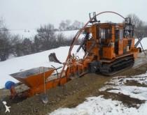 Rivard trencher drilling, harvesting, trenching equipment