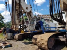 Soilmec SR 70 drilling, harvesting, trenching equipment