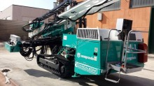 Casagrande M6A drilling, harvesting, trenching equipment