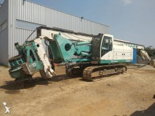 Casagrande pile-driving machines drilling, harvesting, trenching equipment
