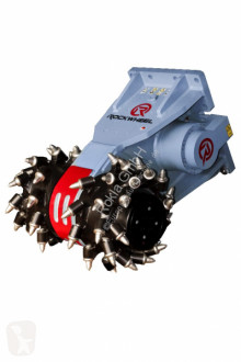 Rockwheel G60 drilling, harvesting, trenching equipment