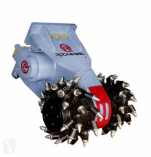 Rockwheel G40 drilling, harvesting, trenching equipment