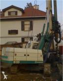 Casagrande drilling, harvesting, trenching equipment