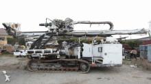 Hütte drilling vehicle drilling, harvesting, trenching equipment