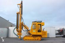 Hausherr drilling vehicle drilling, harvesting, trenching equipment