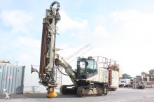 Ingersoll rand drilling vehicle drilling, harvesting, trenching equipment