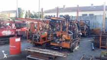 Atlas Copco drilling, harvesting, trenching equipment