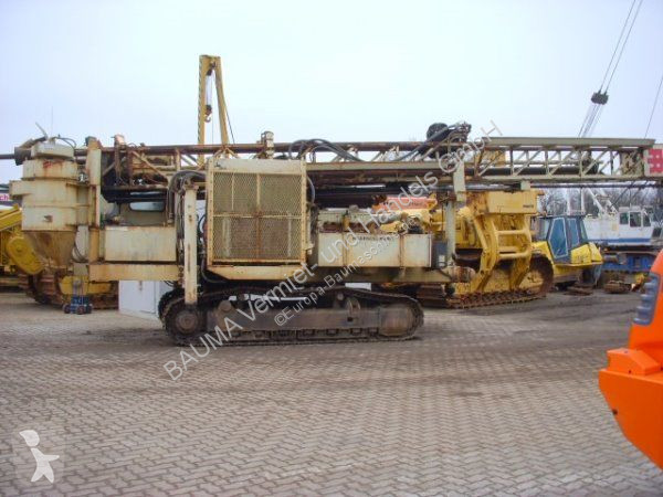 View images Ingersoll rand Atlas Copco DM 30 drilling, harvesting, trenching equipment