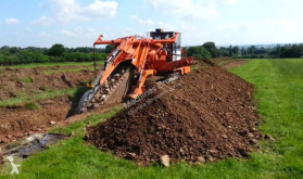 Tesmec TRS1100 drilling, harvesting, trenching equipment