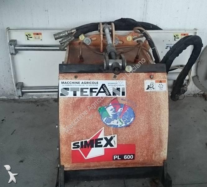 Forage, battage, tranchage Simex PL 600