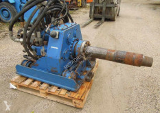 Hütte 6 SHG 3000 drilling, harvesting, trenching equipment
