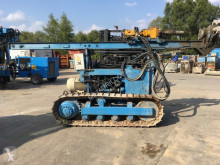 Klemm KW 2000 drilling, harvesting, trenching equipment