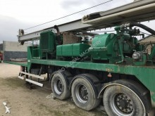 Fraste drilling vehicle drilling, harvesting, trenching equipment