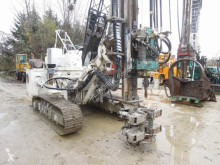 Hütte HBR 605-D drilling, harvesting, trenching equipment
