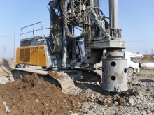 Liebherr drilling, harvesting, trenching equipment