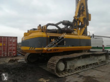 Bauer drilling, harvesting, trenching equipment