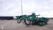Montabert drilling, harvesting, trenching equipment