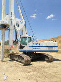 Soilmec R516 drilling, harvesting, trenching equipment