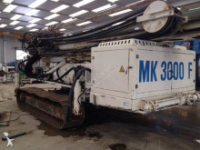 CMV MK 3000 drilling, harvesting, trenching equipment