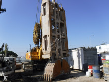 XCMG drilling vehicle drilling, harvesting, trenching equipment