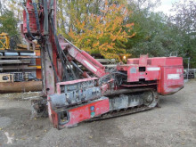 Casagrande drilling, harvesting, trenching equipment