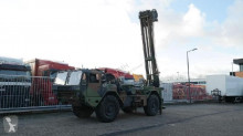 Haulotte drilling, harvesting, trenching equipment