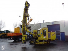 Bohler drilling vehicle drilling, harvesting, trenching equipment