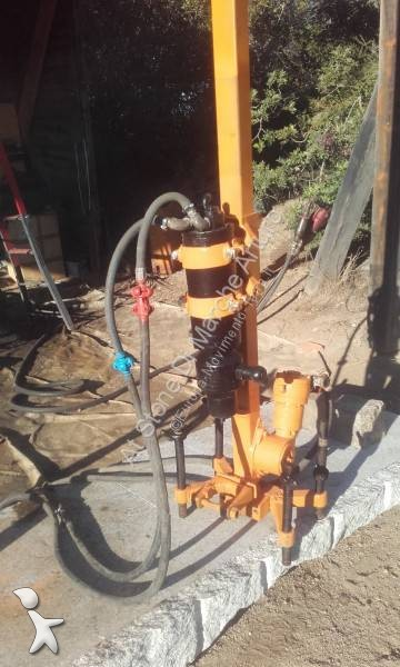 Marini  drilling, harvesting, trenching equipment