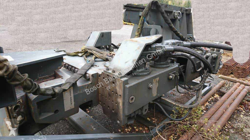 N/a Müller MS20 HFV drilling, harvesting, trenching equipment